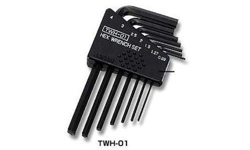 HEX KEY WRENCH SET TWH-01(MM)